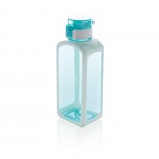 Квадратная вакуумная бутылка для воды, бирюзовый