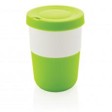 Стакан из PLA для кофе с собой 380 мл