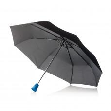 Складной зонт-автомат Brolly  21,5, синий