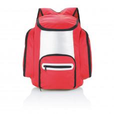 Рюкзак-холодильник, красный