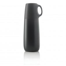 Термос Bopp Hot, 600 мл, черный
