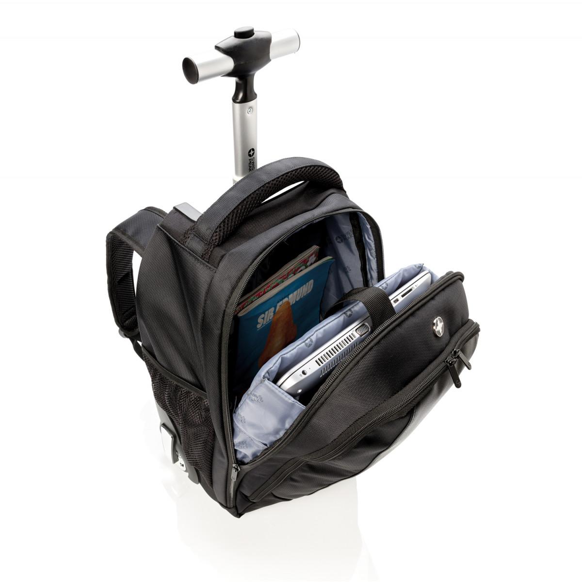 Рюкзак на колесах Swiss Peak