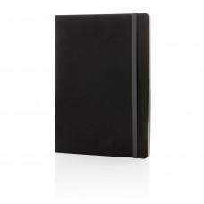 Блокнот Deluxe с цветным срезом в мягкой обложке, A5
