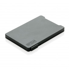 Держатель RFID для пяти карт, черный