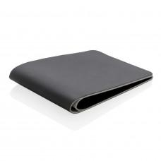 Бумажник Quebec с защитой от сканирования RFID, черный