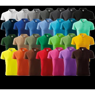 Рубашка поло 203