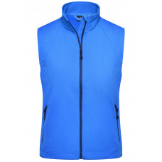 Жилет женский JN1023 Ladies' Softshell Vest - Ярко-синий