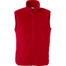 Жилет унисекс 023902 Basic Polar Fleece Vest - Красный