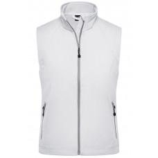 Жилет женский JN1023 Ladies' Softshell Vest - Белый