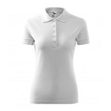 Рубашка поло женская 210 Pique Polo - Белый