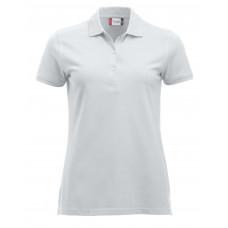 Рубашка поло женская 028246 Classic Marion S/S - Белый