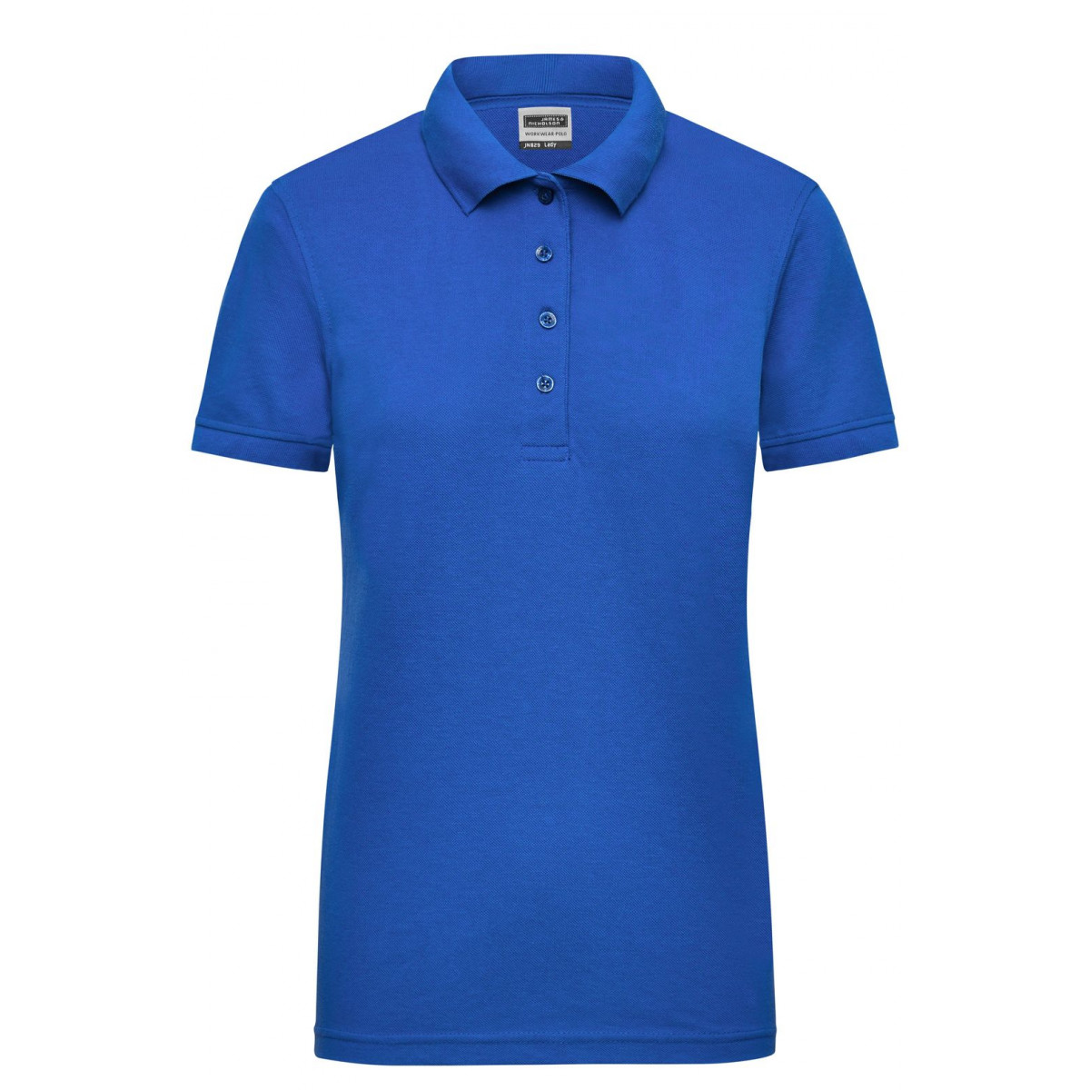 Рубашка поло женская JN829 Ladies Workwear Polo - Ярко-синий