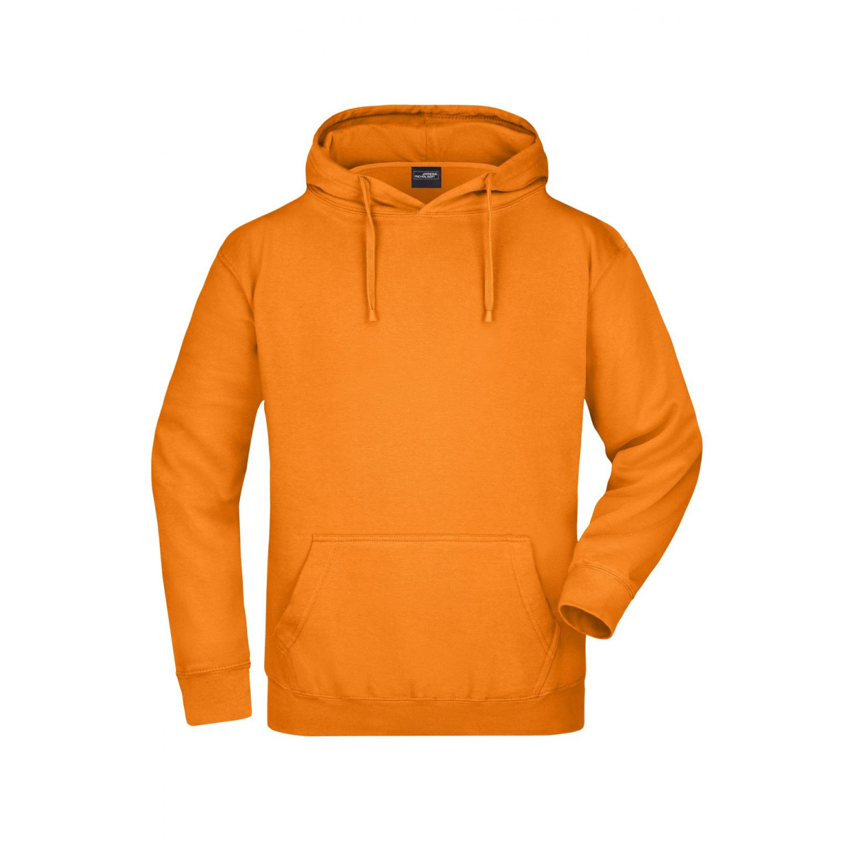 Толстовка мужская JN047 Hooded Sweat - Оранжевый