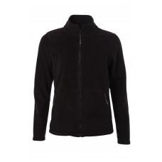 Толстовка женская JN781 Ladies'  Fleece Jacket - Черный