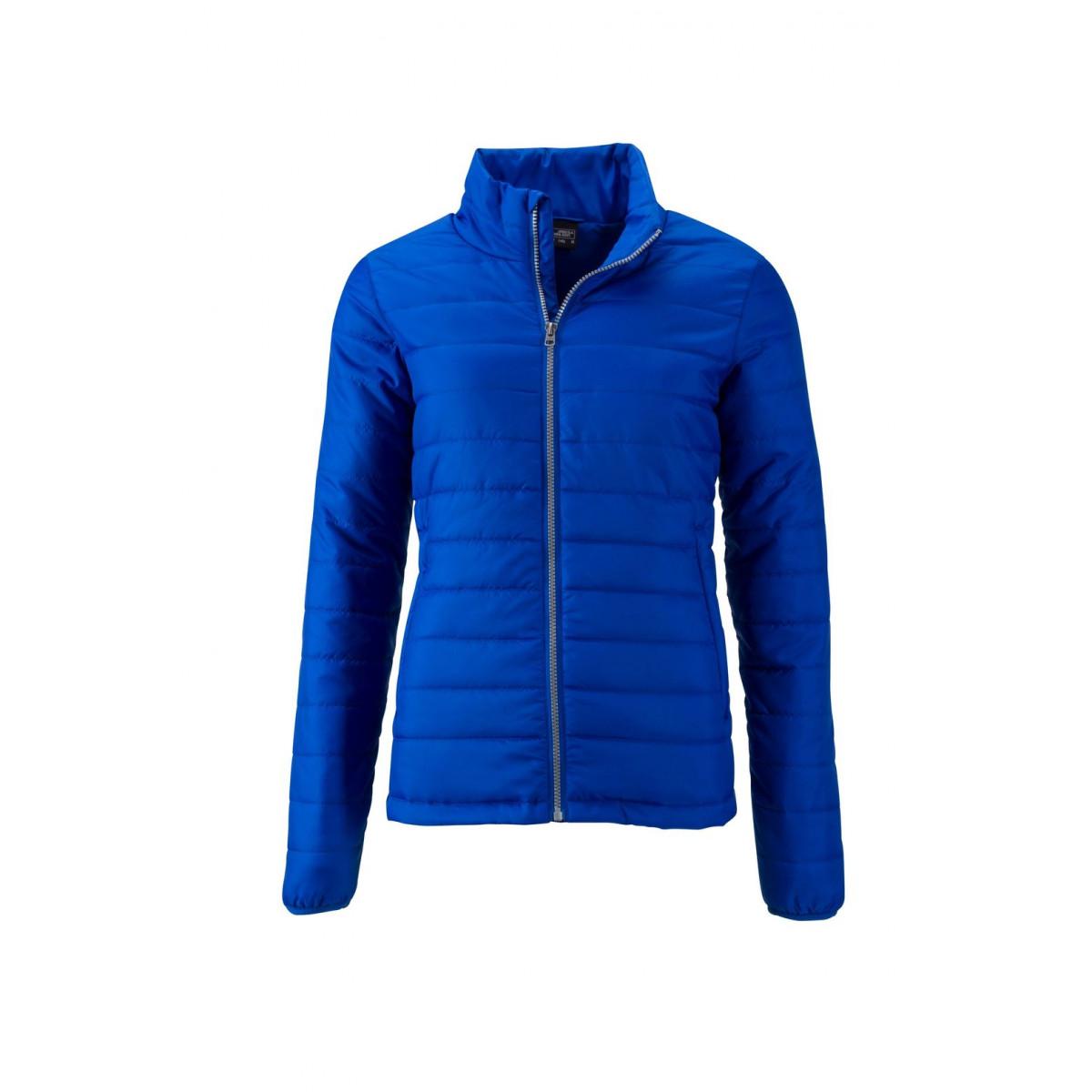 Куртка женская JN1119 Ladies Padded Jacket - Ярко-синий
