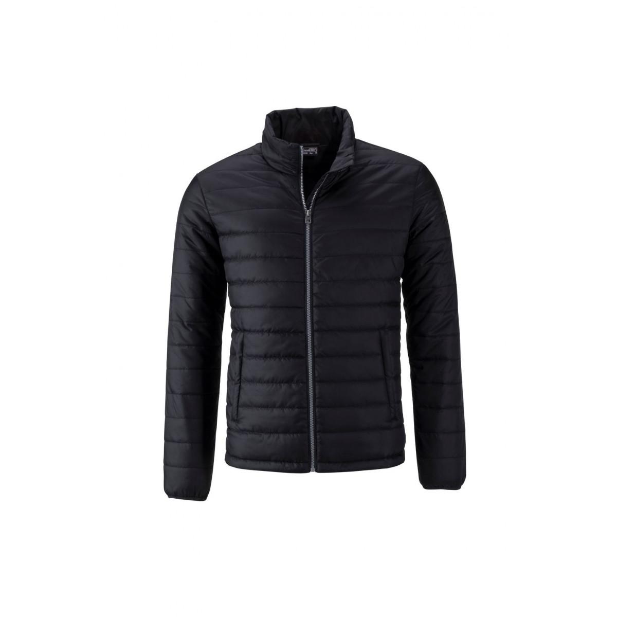 Куртка мужская JN1120 Mens Padded Jacket - Черный