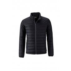 Куртка мужская JN1120 Men's Padded Jacket - Черный