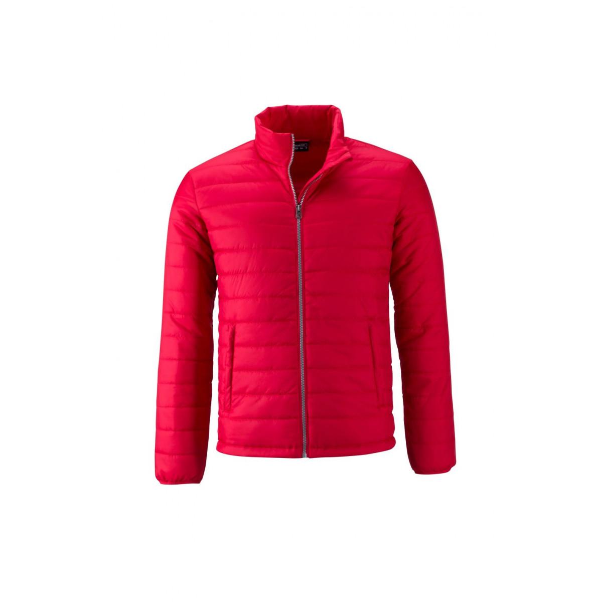 Куртка мужская JN1120 Mens Padded Jacket - Красный