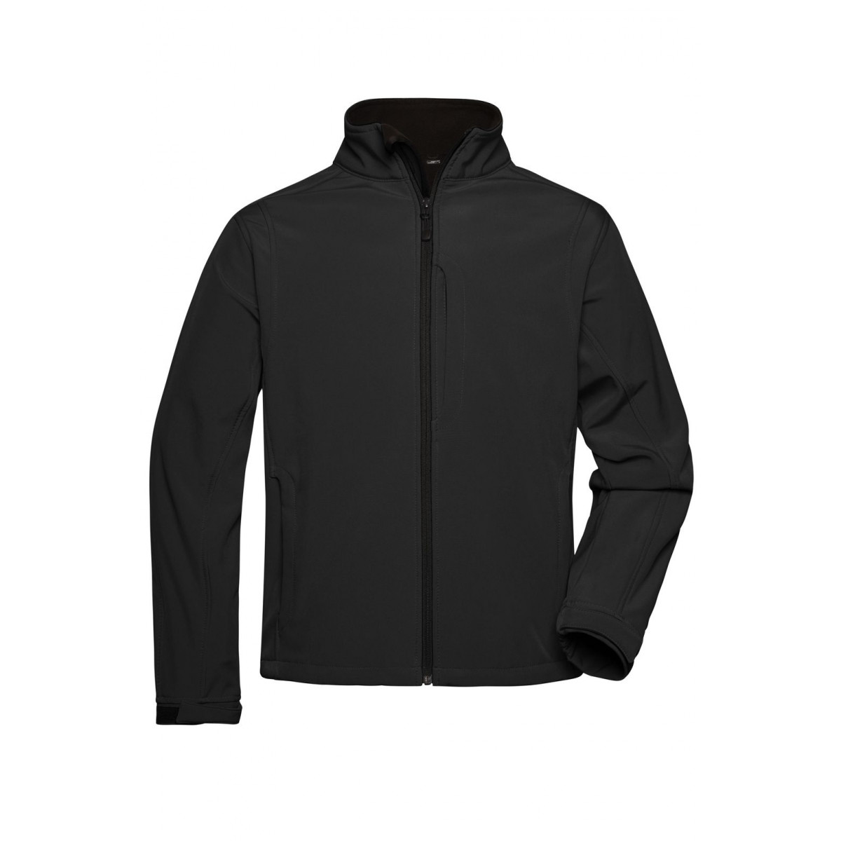 Куртка мужская JN135 Mens Softshell Jacket - Черный