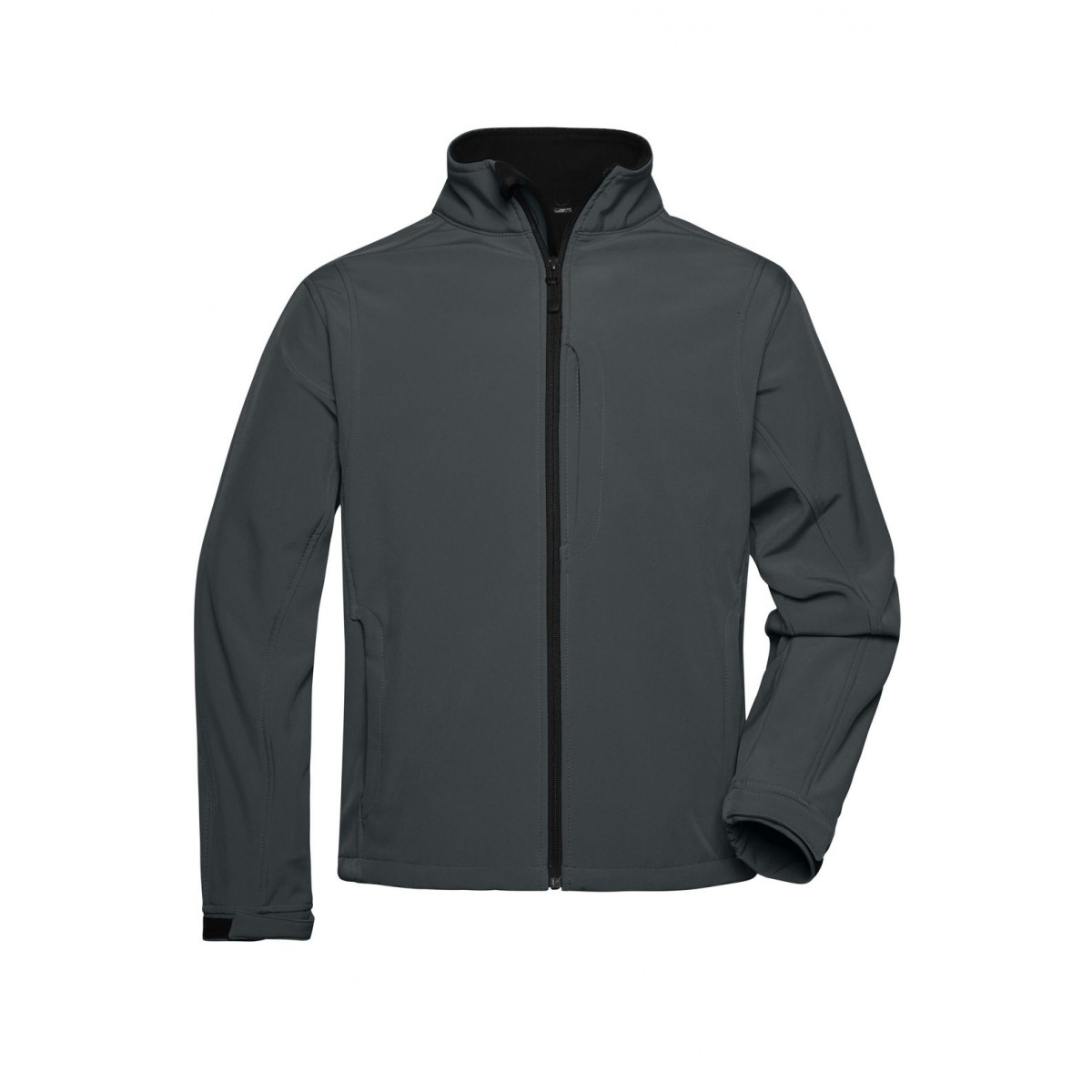 Куртка мужская JN135 Mens Softshell Jacket - Карбон