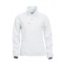 Куртка женская 020915 Basic Softshell Jacket Ladies - Белый