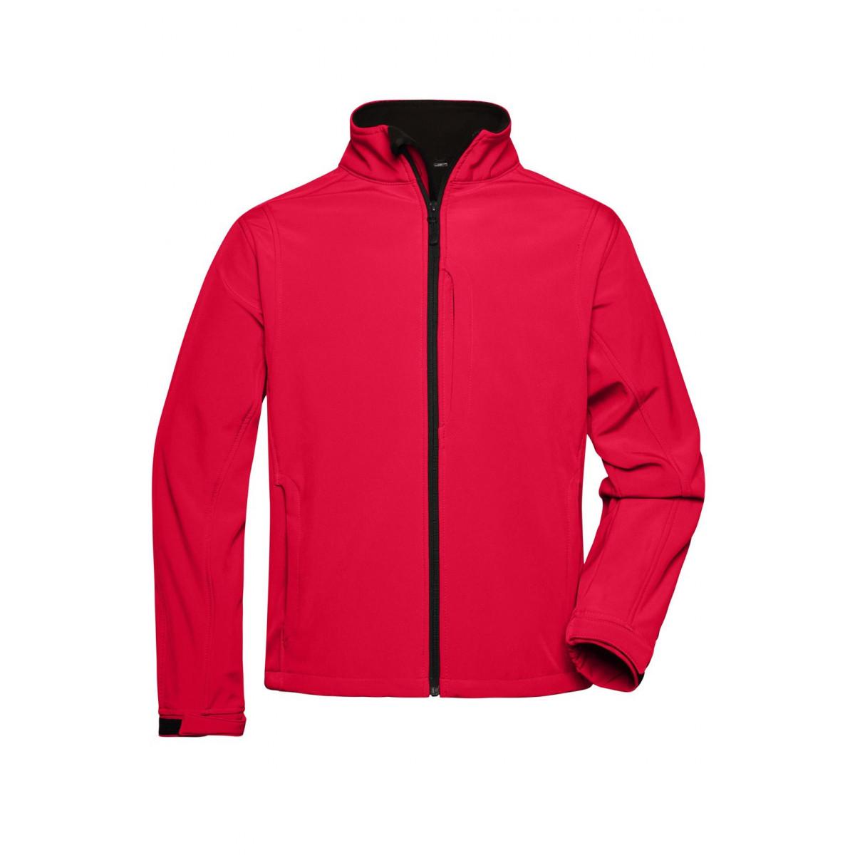 Куртка мужская JN135 Mens Softshell Jacket - Красный