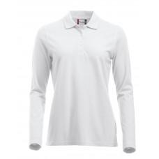 Рубашка поло женская 028247 Classic Marion L/S - Белый