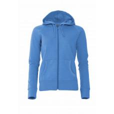 Толстовка женская 021047 Loris Ladies - Полярный голубой