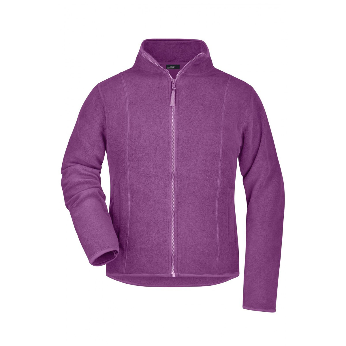 Толстовка женская JN049 Girly Microfleece Jacket - Фиолетовый