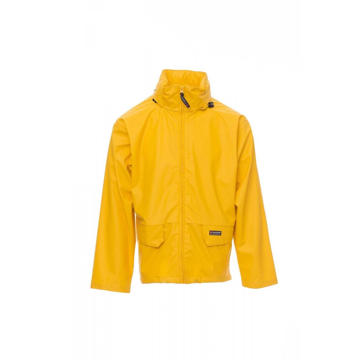 Ветровка унисекс DRY-JACKET - Желтый