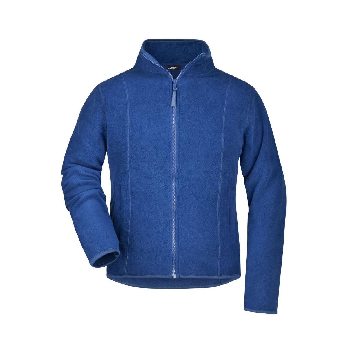 Толстовка женская JN049 Girly Microfleece Jacket - Ярко-синий