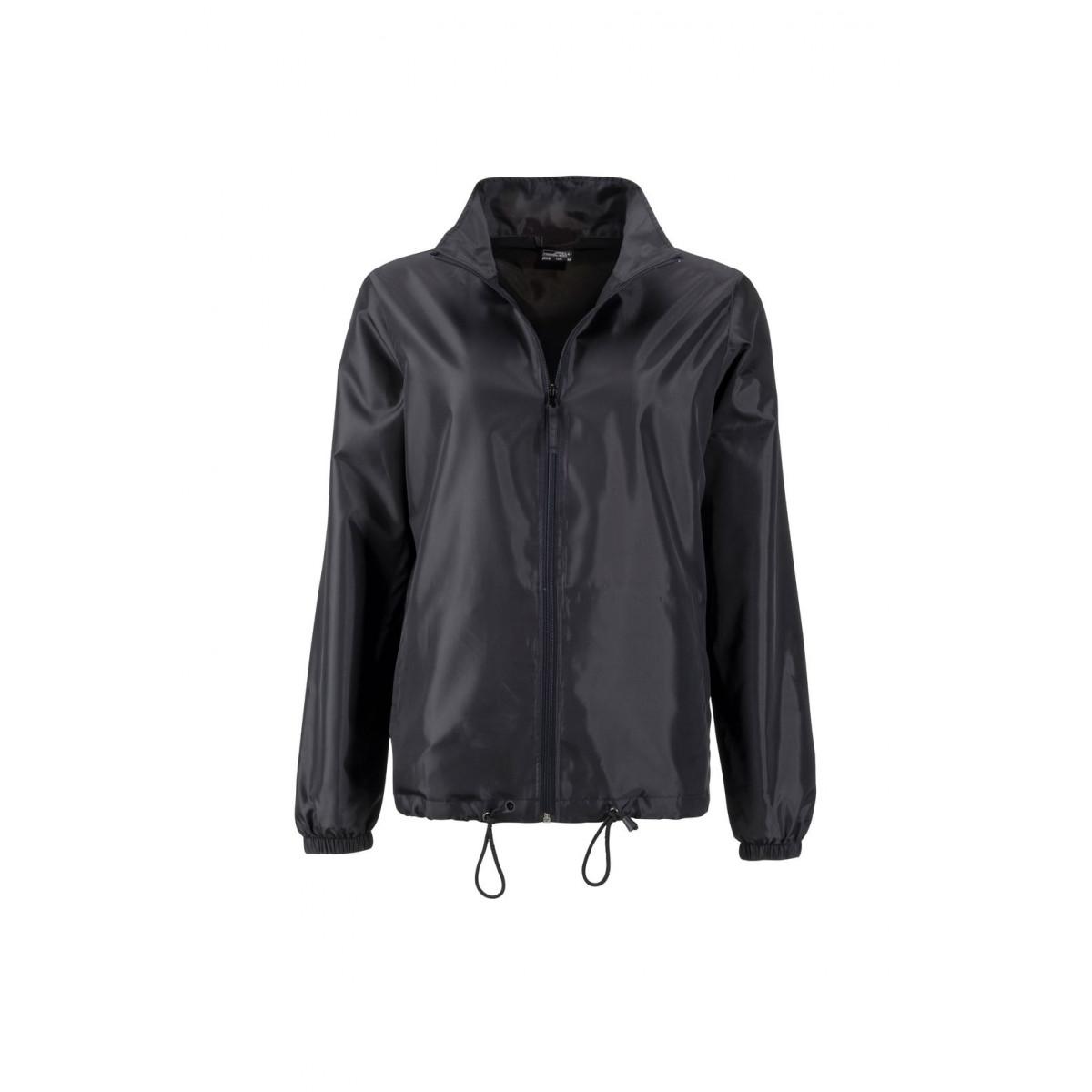 Куртка женская JN1131 Ladies Promo Jacket - Черный