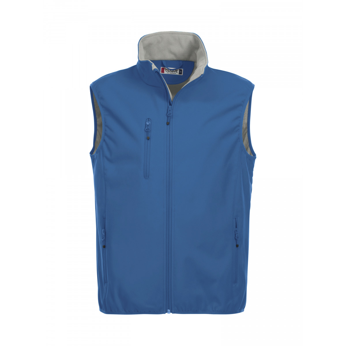 Жилет мужской 020911 Basic Softshell Vest - Ярко-синий