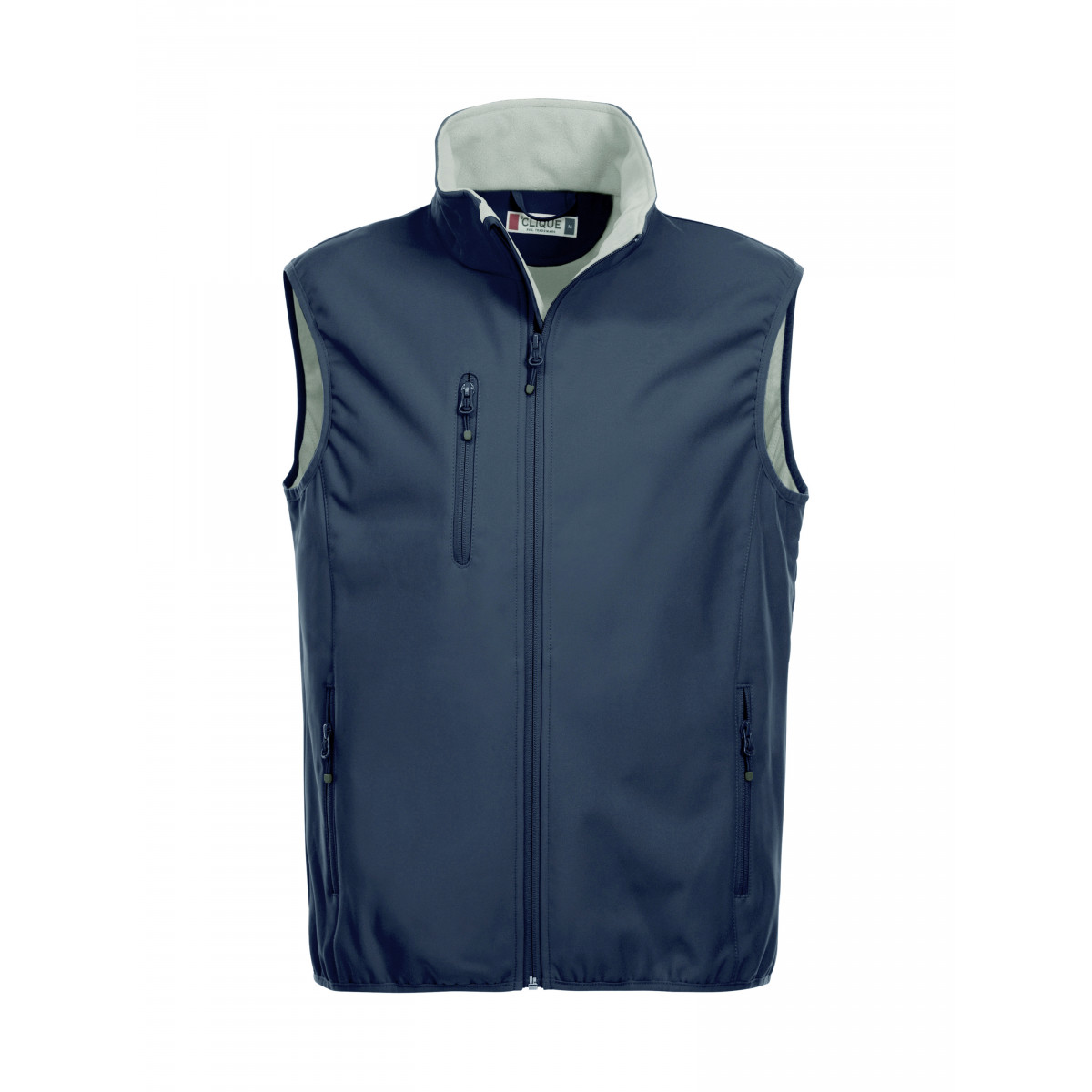 Жилет мужской 020911 Basic Softshell Vest - Темно-синий
