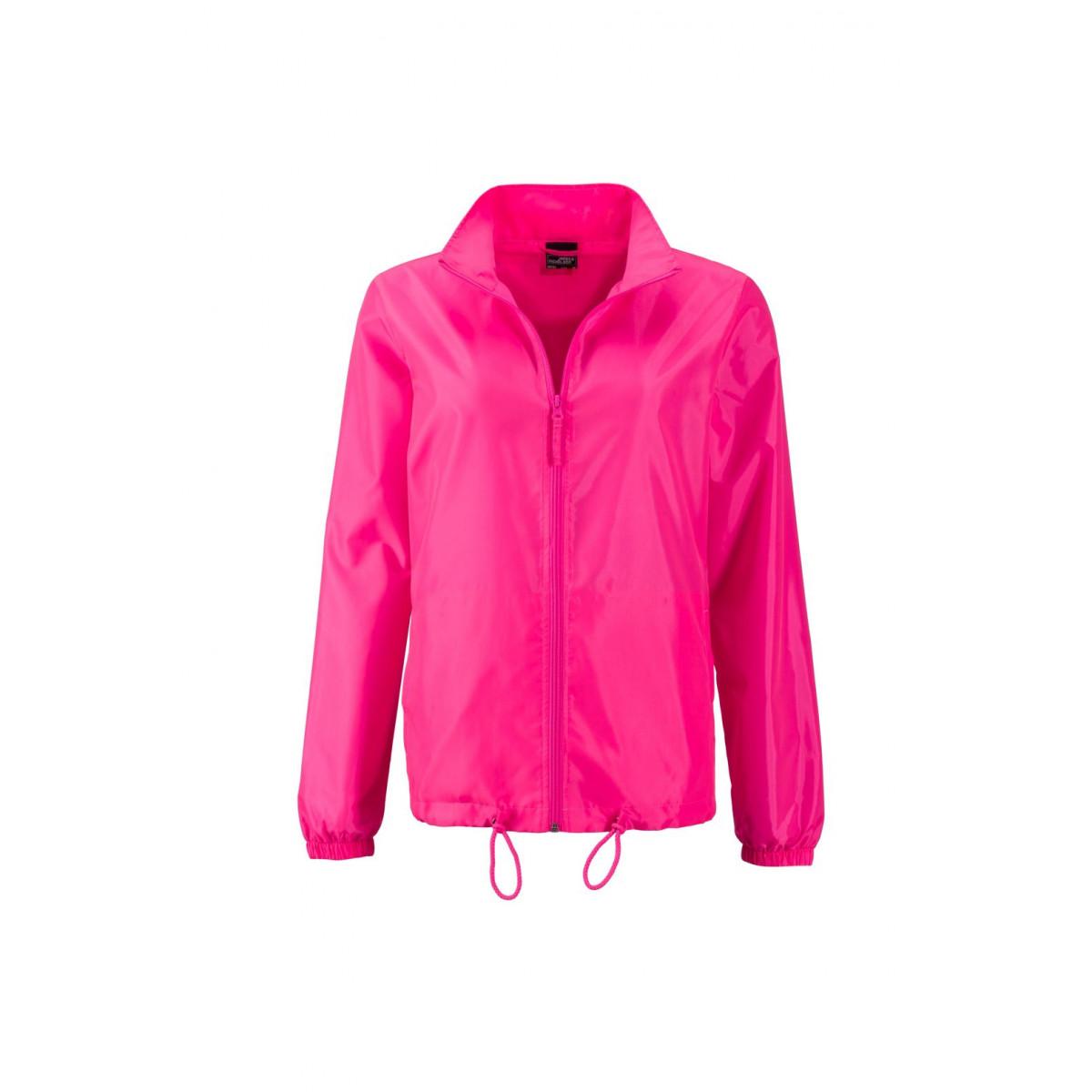 Куртка женская JN1131 Ladies Promo Jacket - Ярко-розовый