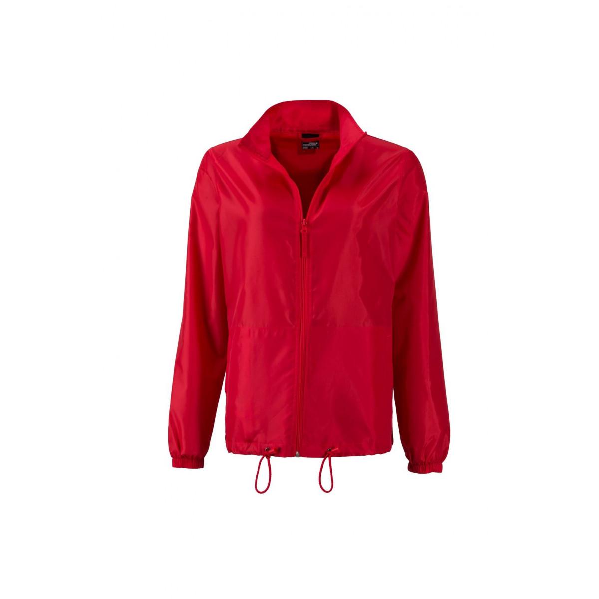 Куртка женская JN1131 Ladies Promo Jacket - Светло-красный