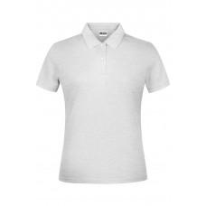 Рубашка поло женская JN791 Basic Polo Lady - Пепельный