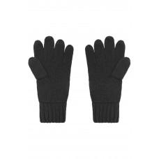 Перчатки MB7980 Melange Gloves Basic - Черный