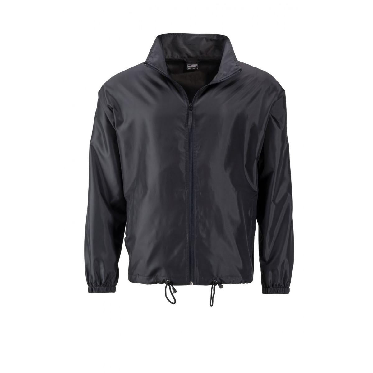 Куртка мужская JN1132 Mens Promo Jacket - Черный