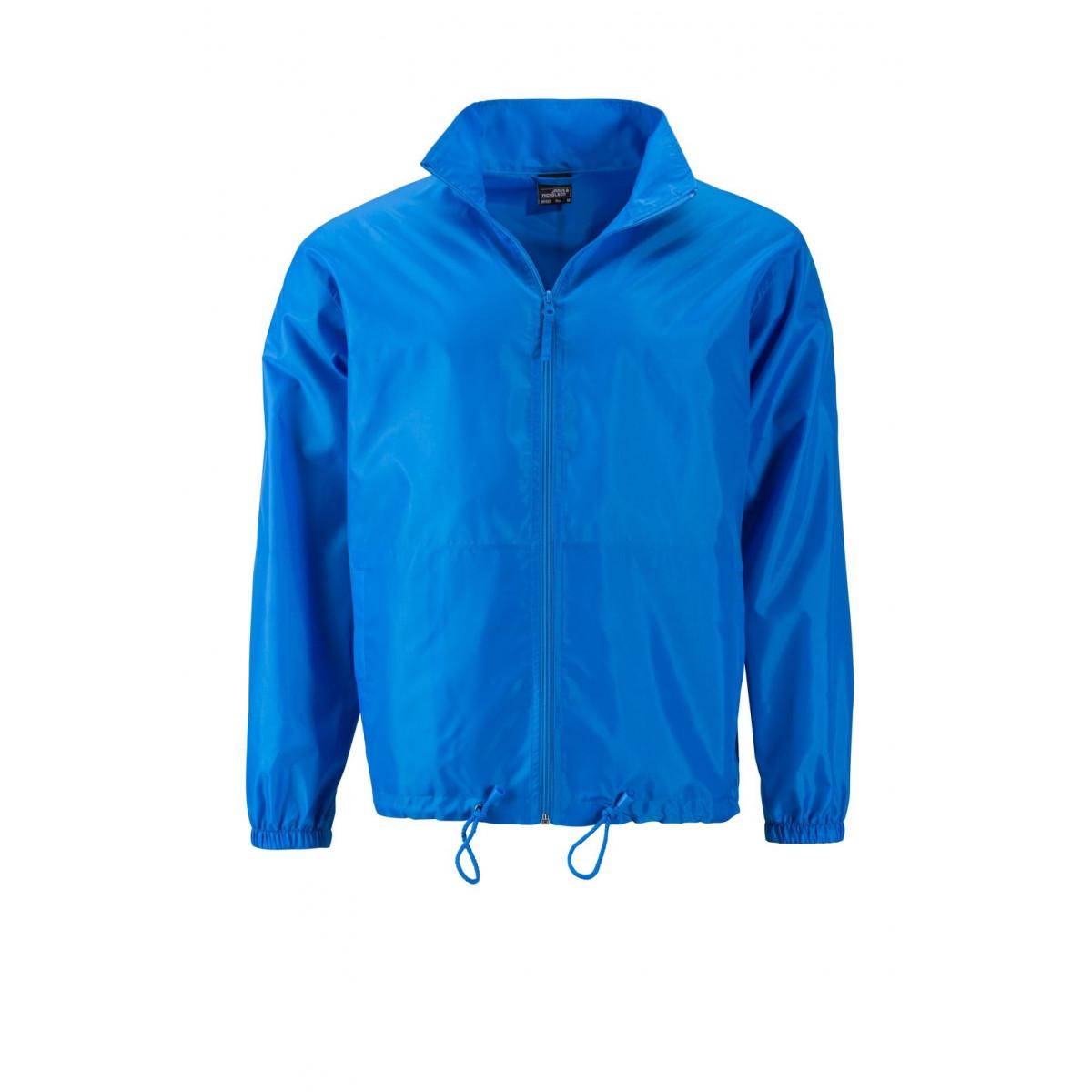 Куртка мужская JN1132 Mens Promo Jacket - Ярко-синий