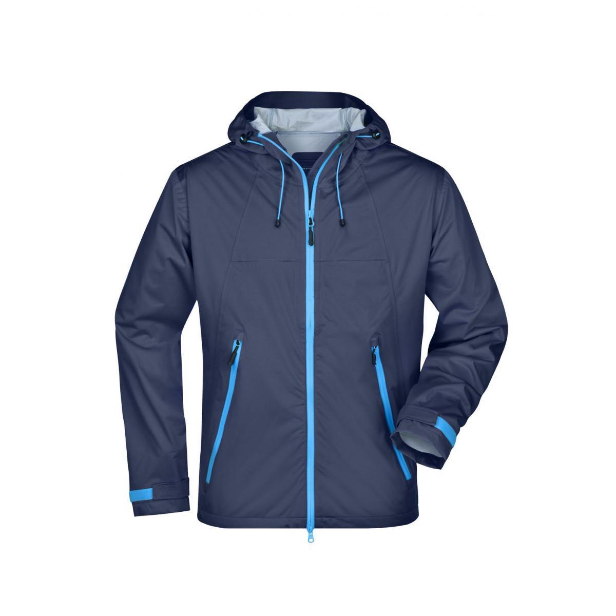 Куртка мужская JN1098 Mens Outdoor Jacket - Темно-синий/Кобальт