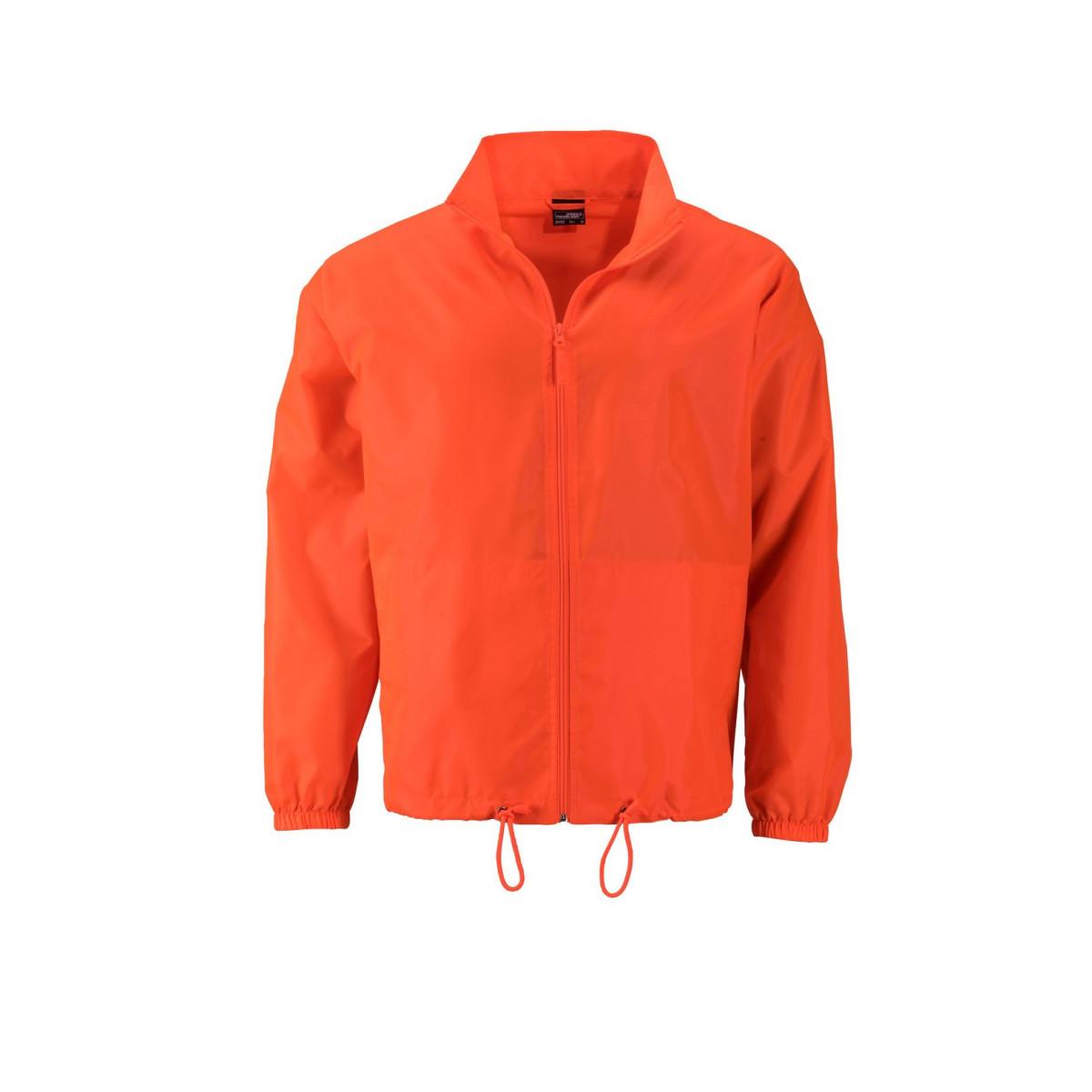 Куртка мужская JN1132 Mens Promo Jacket - Ярко-оранжевый