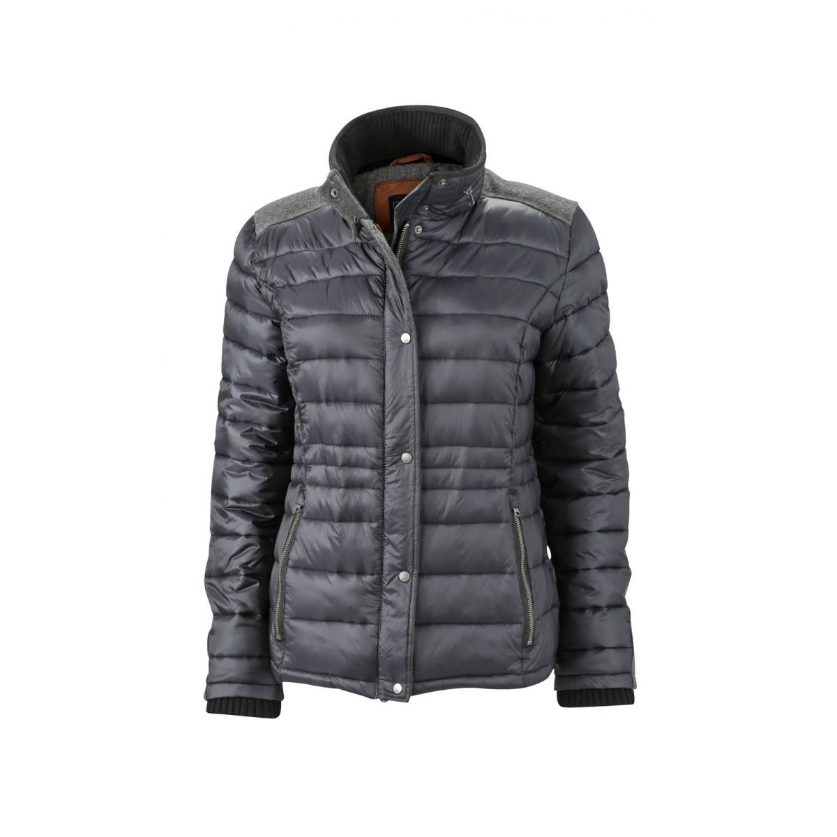 Куртка женская JN1099 Ladies Winter Jacket - Черный
