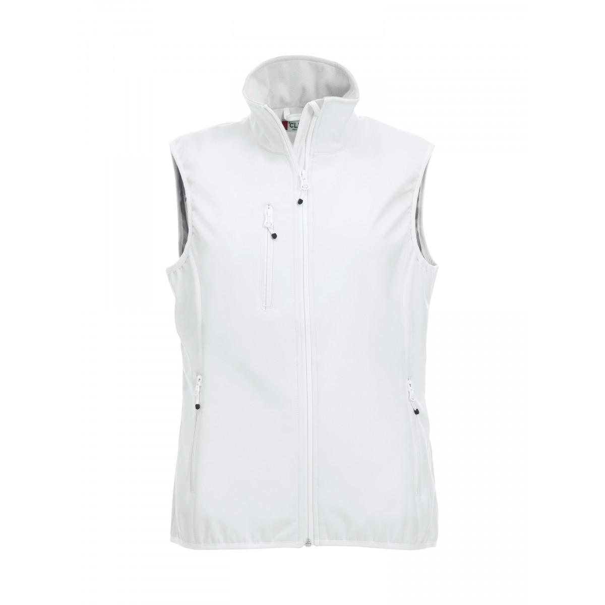 Жилет женский 020916 Basic Softshell Vest Ladies - Белый