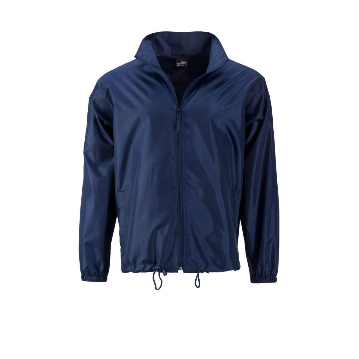 Куртка мужская JN1132 Mens Promo Jacket - Темно-синий