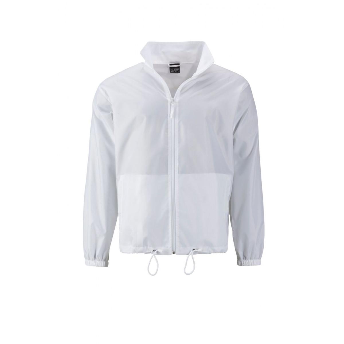 Куртка мужская JN1132 Mens Promo Jacket - Белый