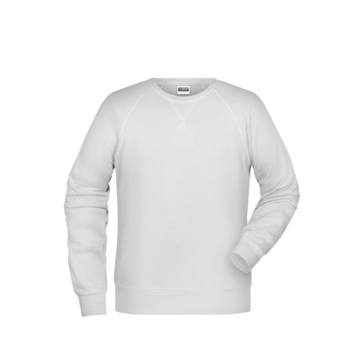 Толстовка мужская 8022 Men´s Sweat - Белый