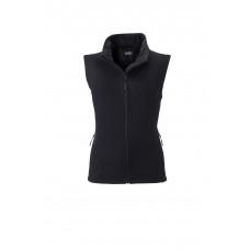 Жилет женский JN1127 Ladies' Promo Softshell Vest - Черный/Черный