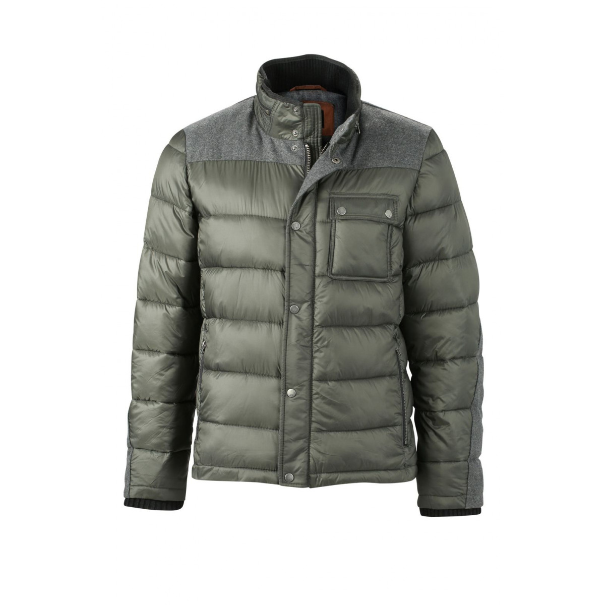 Куртка мужская JN1100 Mens Winter Jacket - Цвет хвои