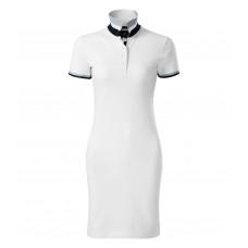 Платье поло женское 271 Dress up - Белый